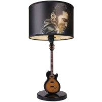 The Legend of Elvis Presley Lives on in a Table Lamp-Made ...