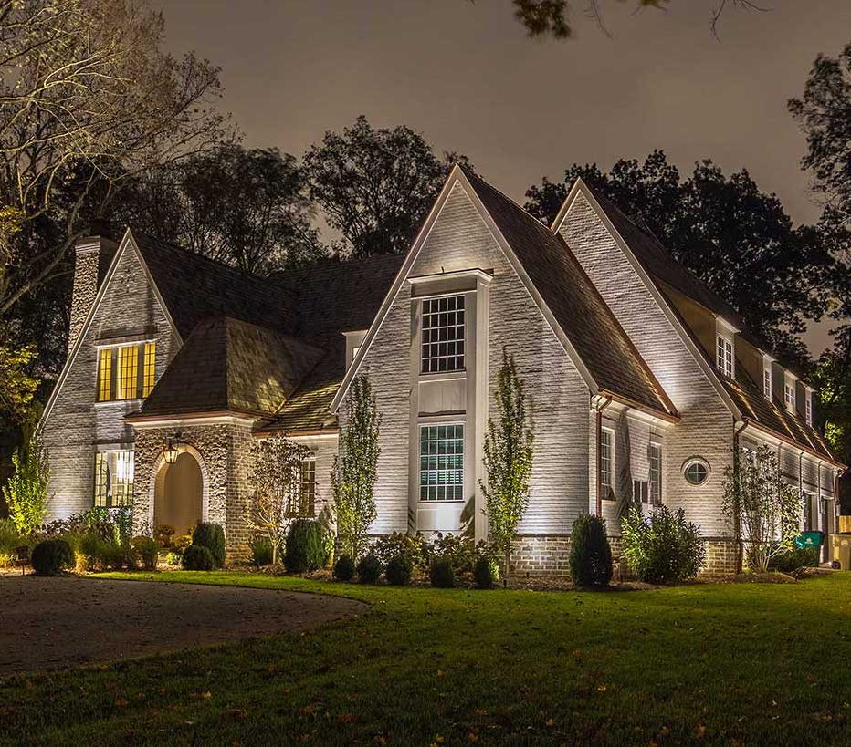 what is the cost of outdoor lighting