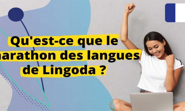Le marathon des langues de Lingoda Archives | Lingoda