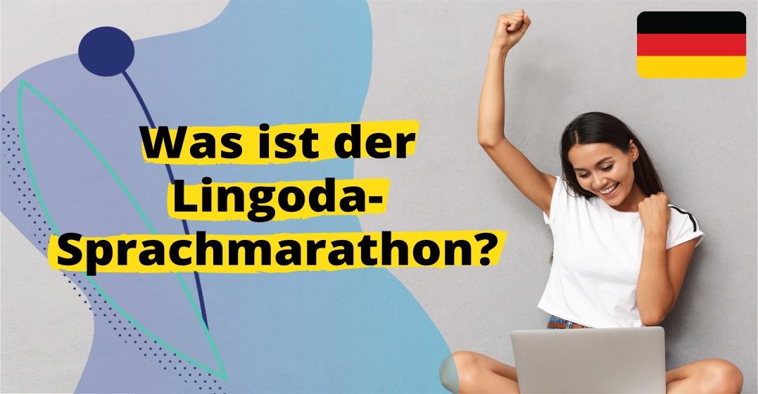 Der Lingoda Sprachmarathon in 60 Sekunden | Lingoda - Online-Sprachschule