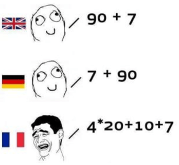 french numbers can be a headache