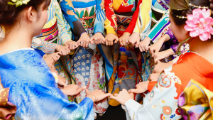The Kimono Project: Guess Which Kimono Is Your Country