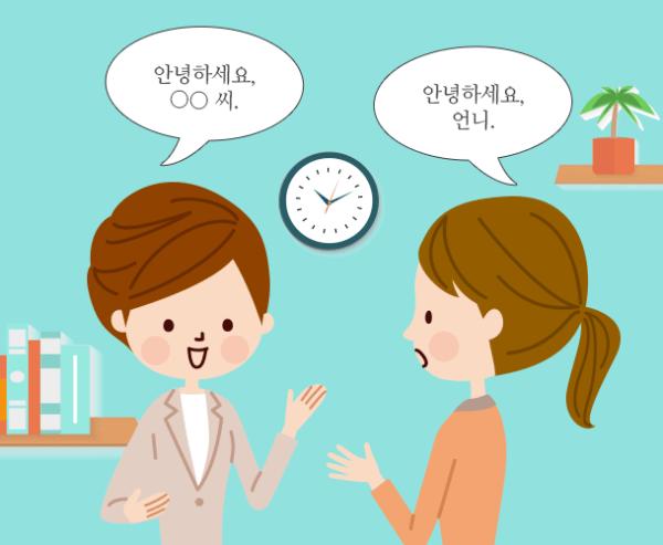 korean honorfics: 씨