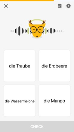 learn german lingodeer app practice speaking and writing
