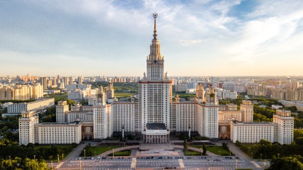 Moscow State University, Moskva, Russia