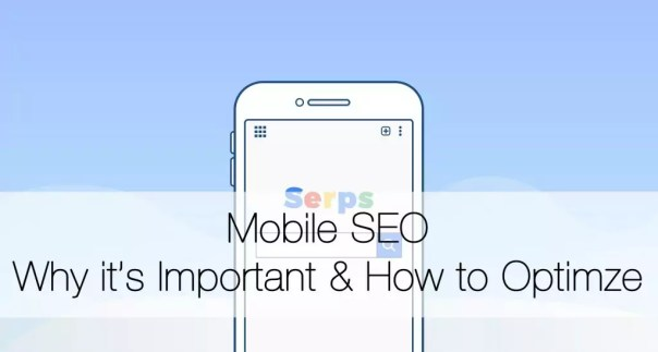 Mobile Website SEO