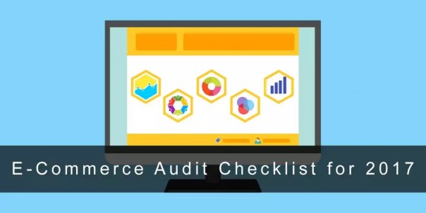 E-Commerce Audit Checklist