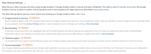 How to set-up Google Analytics