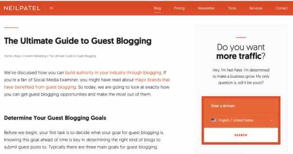 Cómo publicar como invitado