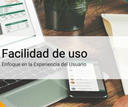 plataforma enfocada en la experiencia del usuario