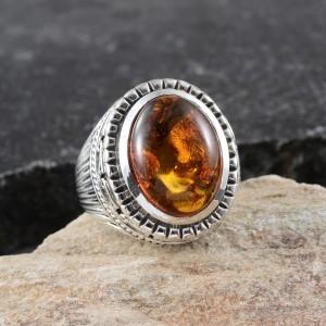 Baltic AMber Ring