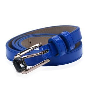 Look of the Week - Interview - J Francis Blue Leatherette Belt