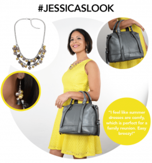 Look of the Week - Family Reunion - Jessica