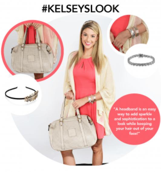 Look of the Week - Summer Date Night - Kelsey