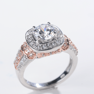 Fashion Week Spotlight - Elanza Engagement Ring