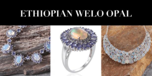 October Birthstone - Opal - Ethiopian Welo Opal