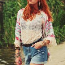 Trendspotter - Seventies Fashion -Boho Chic 2
