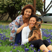 Guest Host Spotlight - Alice Lo - Alice and her daughter