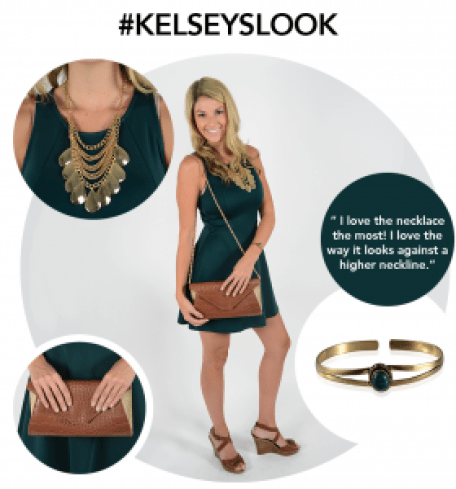 Look of the Week - Fall Wedding - Kelsey
