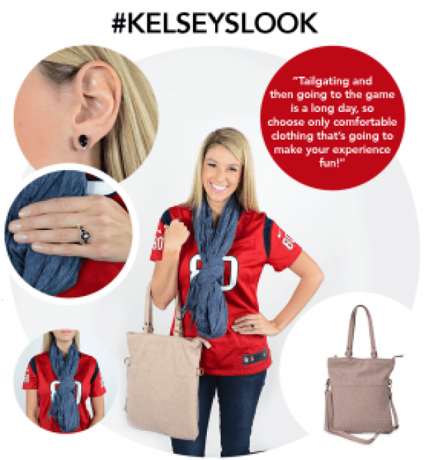 Look of the Week - Tailgating - Kelsey