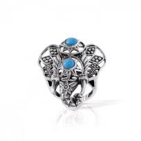 Royal Jaipur Collection - Elephant Ring