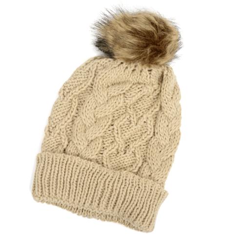 Trendspotter - faux fur - hat