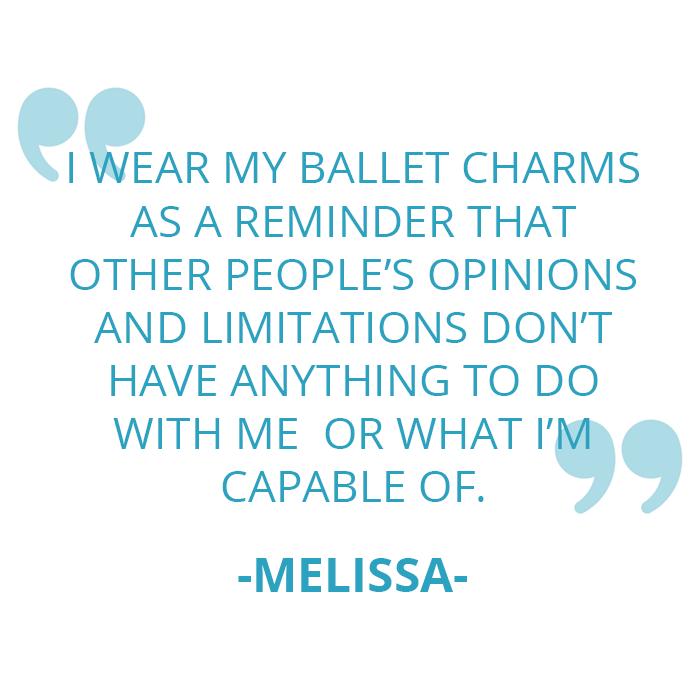 Melissa Quote
