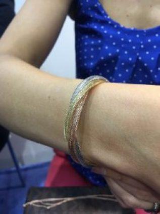JCK Las Vegas - New bracelet