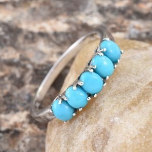 Sleeping Beauty turquoise is a gem from Arizona.