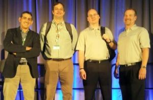 Mohit Dhawan (Citrix), Doug Brown (DABCC.com), Jason Mattox (CTO), Jason E. Smith (Product Director)