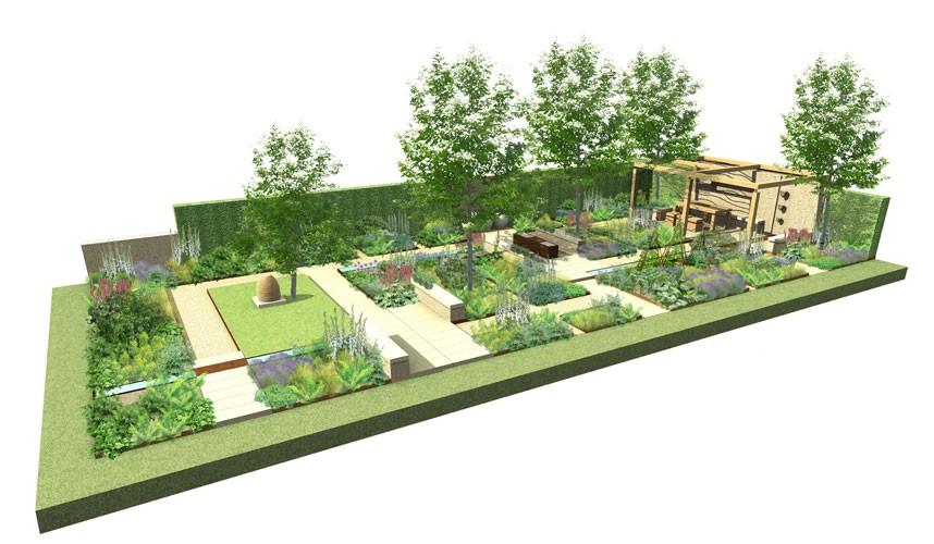 The Daily Telegraph Garden