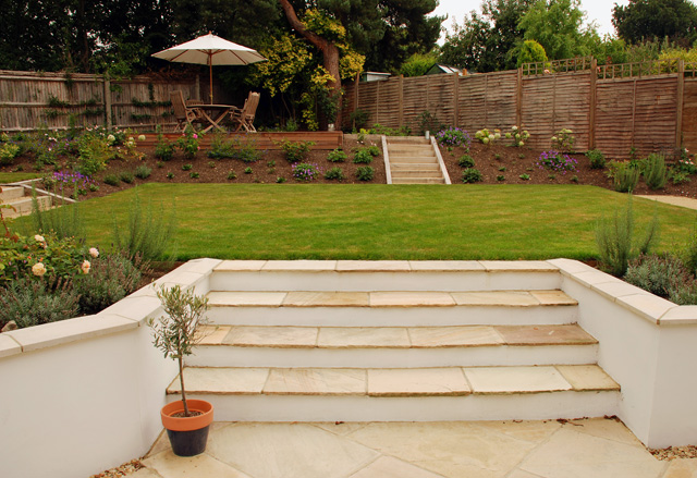 24 Good Garden Ideas For Sloping Gardens – Thorplc Com