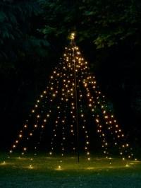 Christmas lights | Lisa Cox Garden Designs Blog