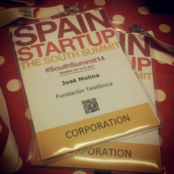 Pase para el Spain Startup