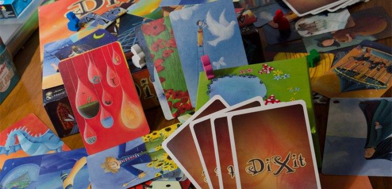 Jugando con la creatividad: Dixit