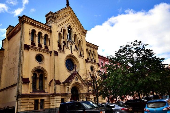 Готика в Петербурге