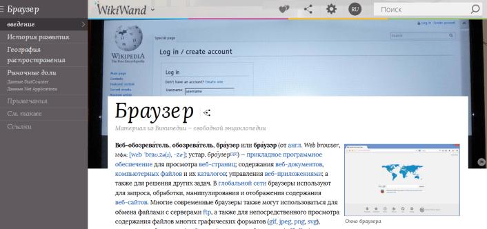 WikiWand Page