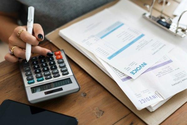 plan de gastos mensuales