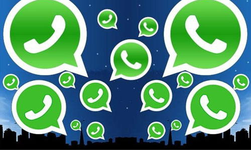 Whatsapp Multiple account