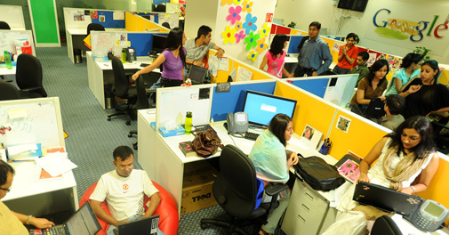 google_office india