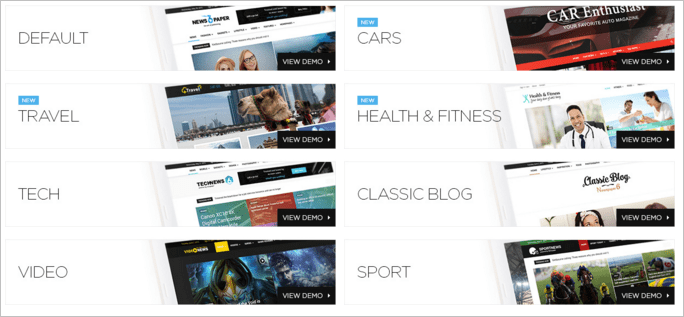 best wordpress themes for 2016