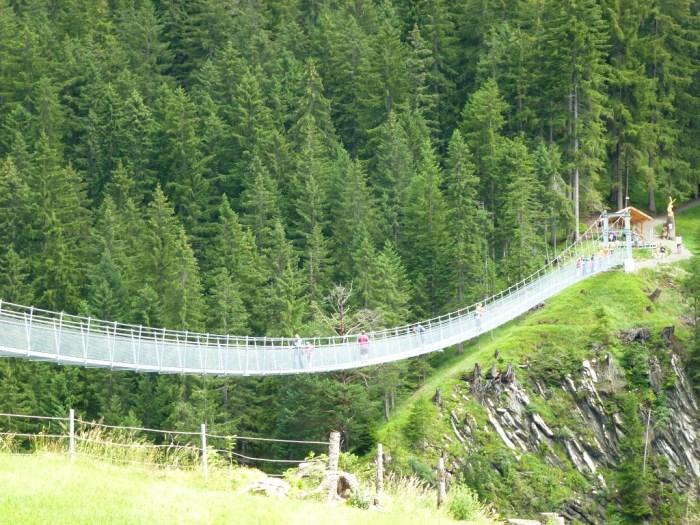 lechtal lechweg hängebrücke