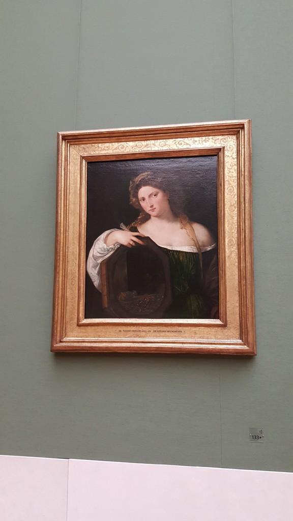 Gemälde von Tizian