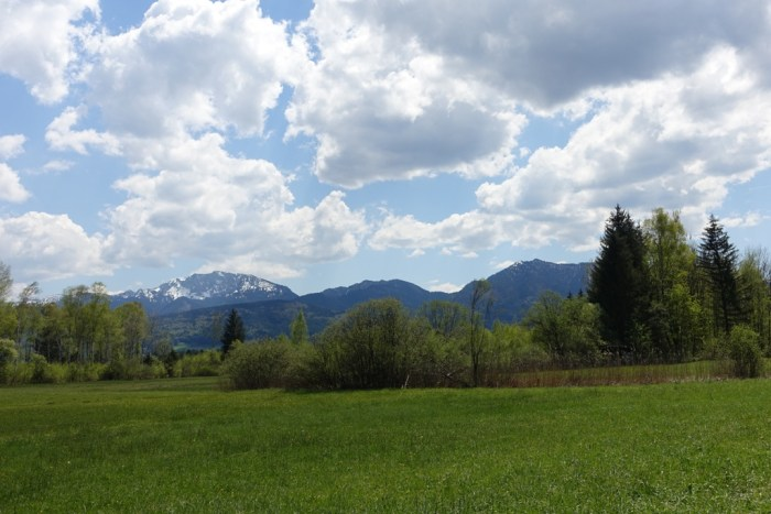 Rabenkopf und Benediktenwand