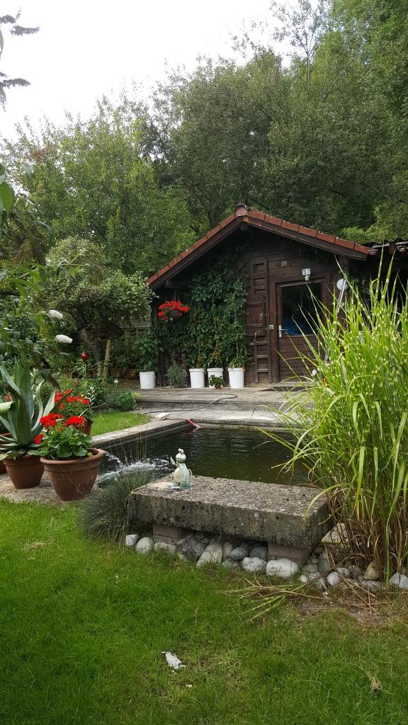 Das Gartenhaus