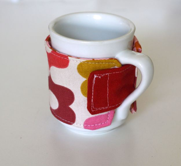 Sew Coffee Cozy