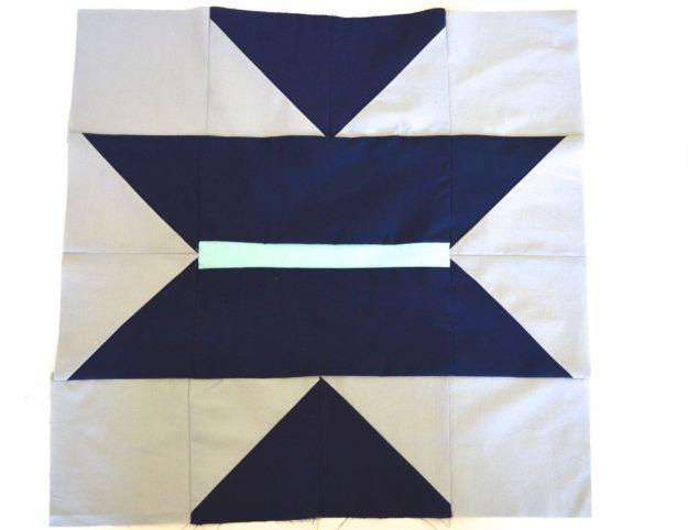 navajo quilt block