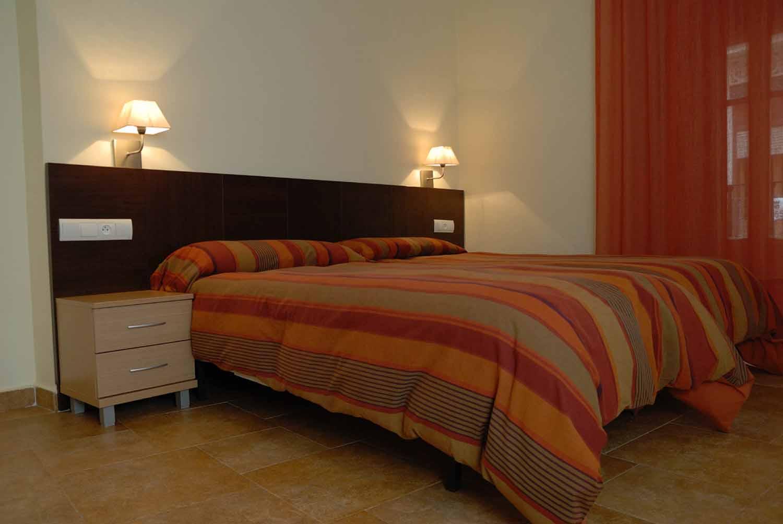 Distribuidos en los siguientes ambientes: Alquiler de apartamentos en Valencia