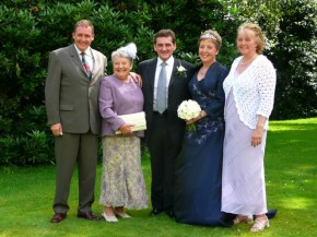 carl, patty, iain, jane and sue