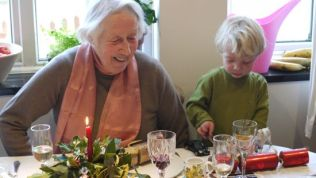 granny and orlo